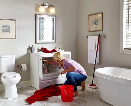 Daily Bathroom Cleaning Habits